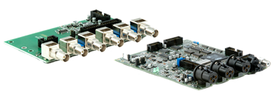 Scheda multicoder TRDSP4