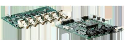 Scheda multicoder TRDSP5